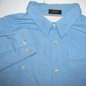 Orvis Trout Bum Vented Fishing Shirt LS LARGE